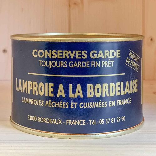 Lamproie à la Bordelaise (800g)