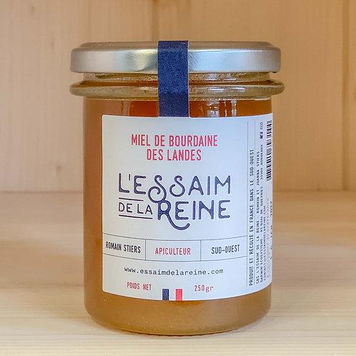 Miel de bourdaine des Landes (250g)