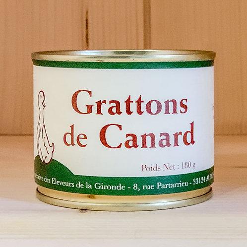Grattons de Canard (180g)
