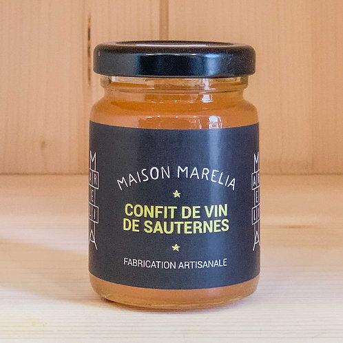 Confit de vin de Sauternes (130g)