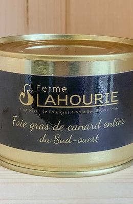 Foie gras de canard ENTIER (220g)
