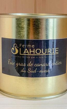 Foie gras de canard ENTIER (320g)