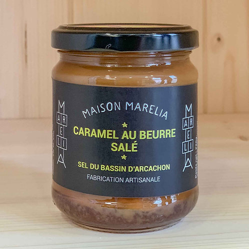 Confiture Caramel au beurre salé (220g)
