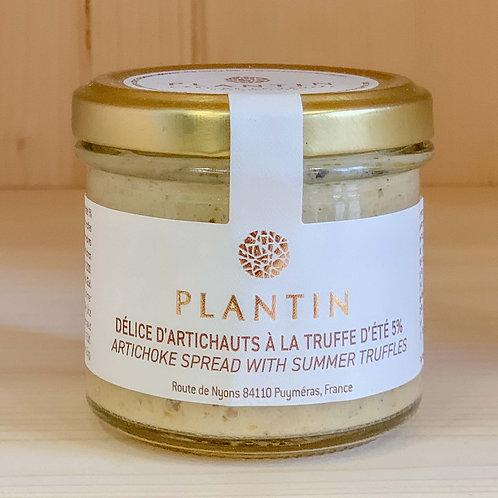 Délice d'artichauts à la truffe (100g)
