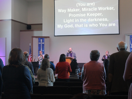 Livestreaming Sunday Service Isn't Church