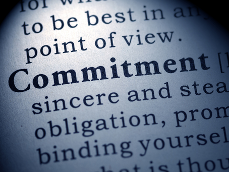On Making Commitments