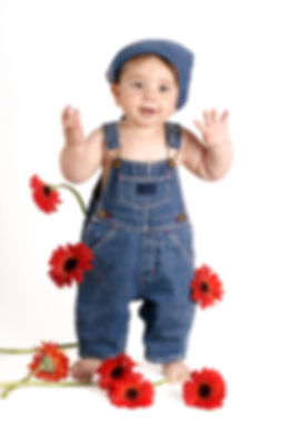 bigstock-Daisy-Girl-With-Hand-Up-365525.