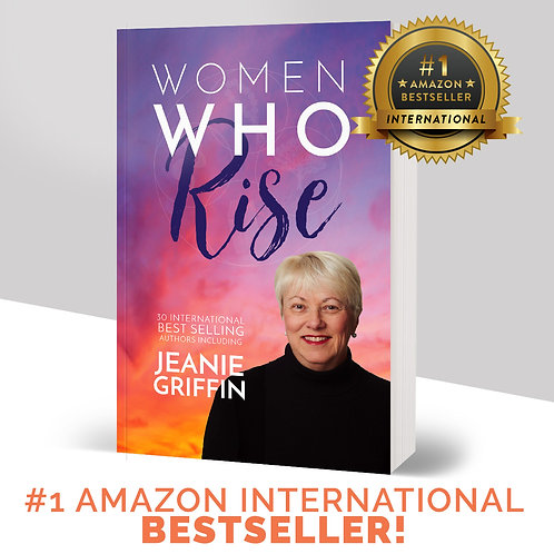 Women Who Rise- Signed Copy
