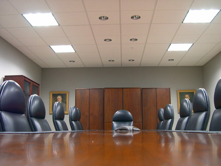 Board Directors should do nothing at all!