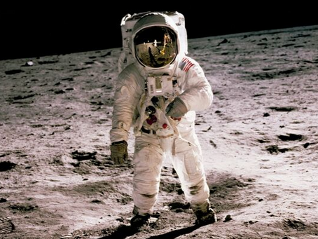 Think Big – Aiming for the Moon or Mars?