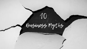 10 Myths in running a successful business