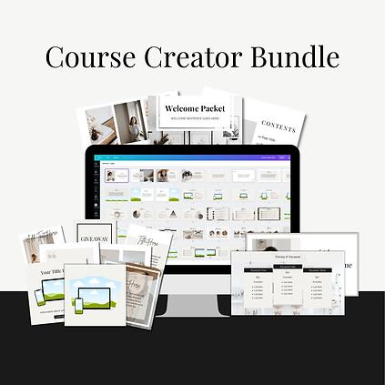 Course Creator Bundle
