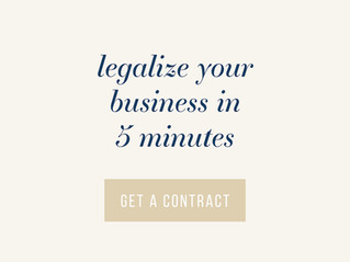 How to legally protect your website