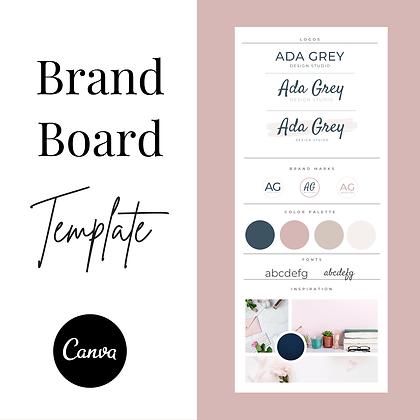 Ada Brand Board