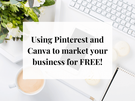 Marketing with Pinterest!
