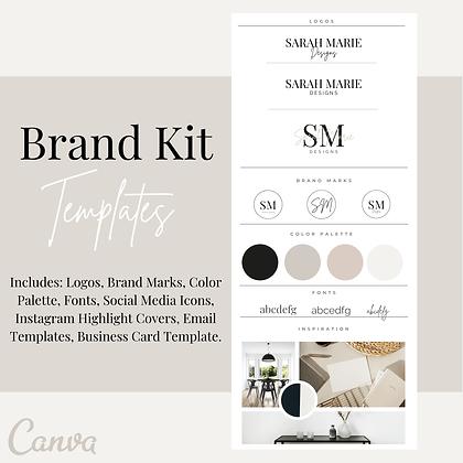 Minimalist Brand Kit