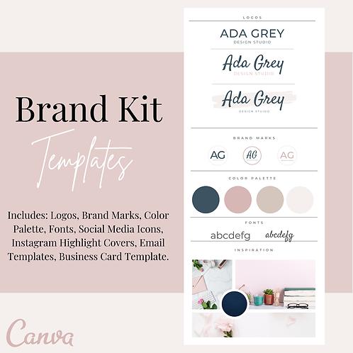 Ada Brand Kit