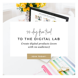 Digital Lab, digital products business, passive income