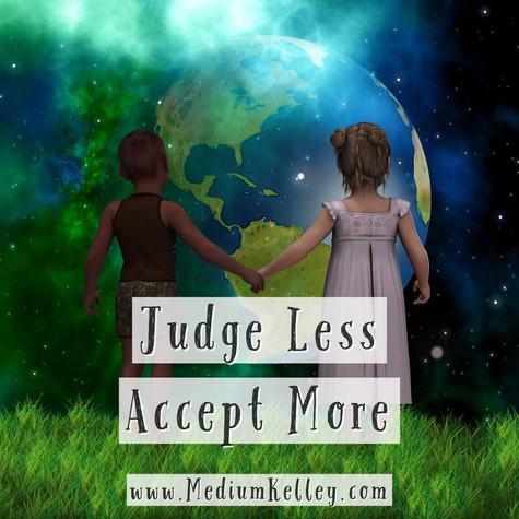 Spirituality And Judgement