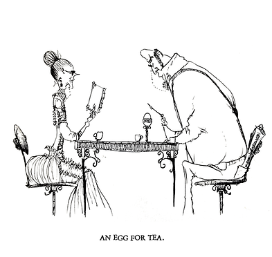 boiled egg illustration
