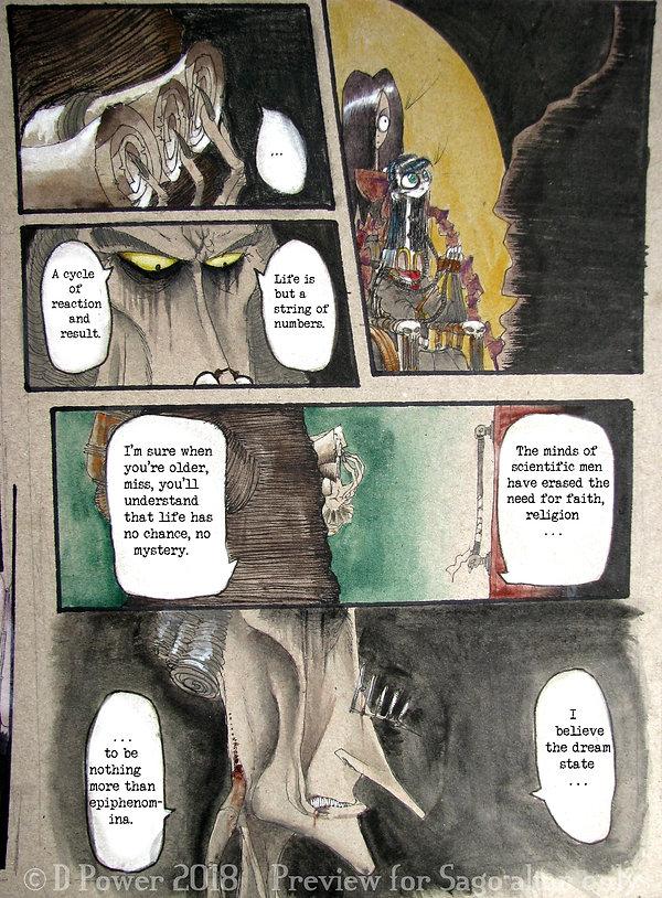 k complex shoujo comic page 17