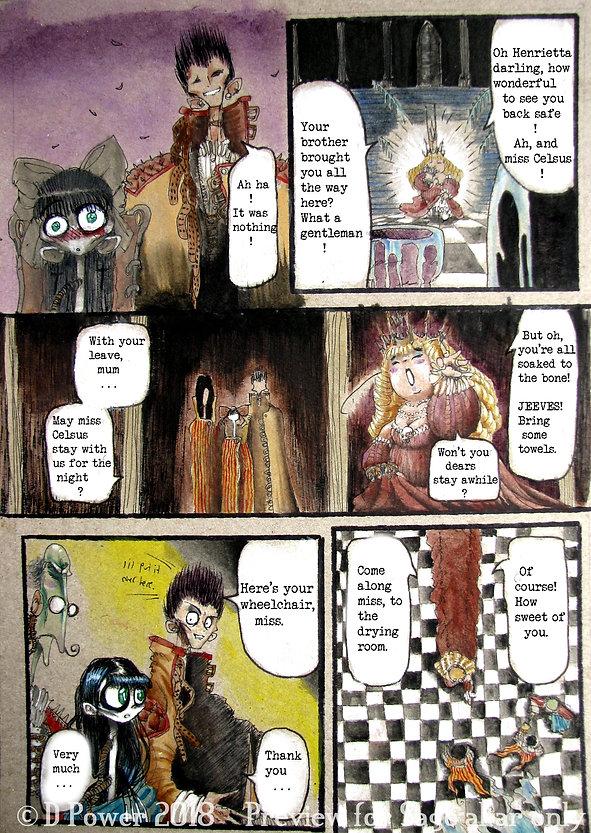 k compex shoujo comic page 11