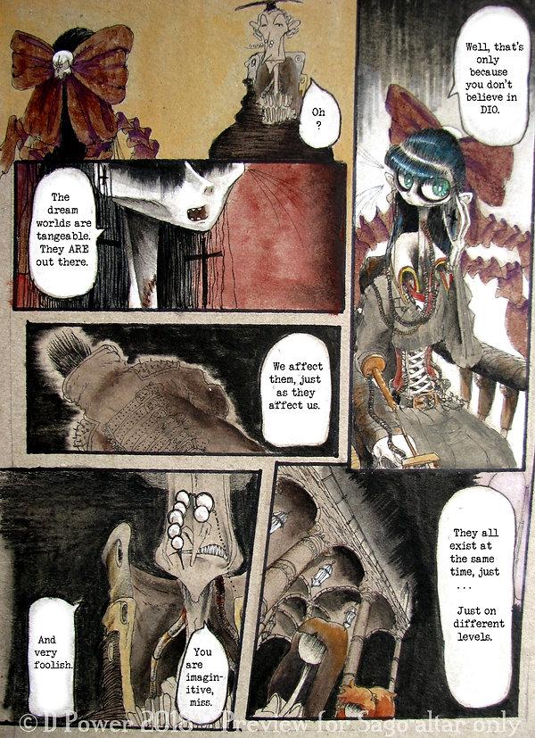 k complex shoujo comic page 18
