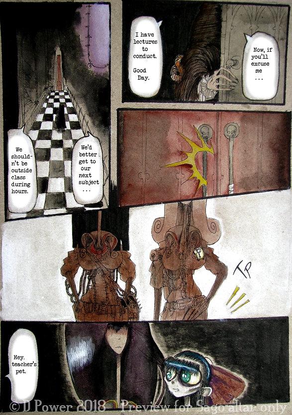 k complex shoujo comic page 19