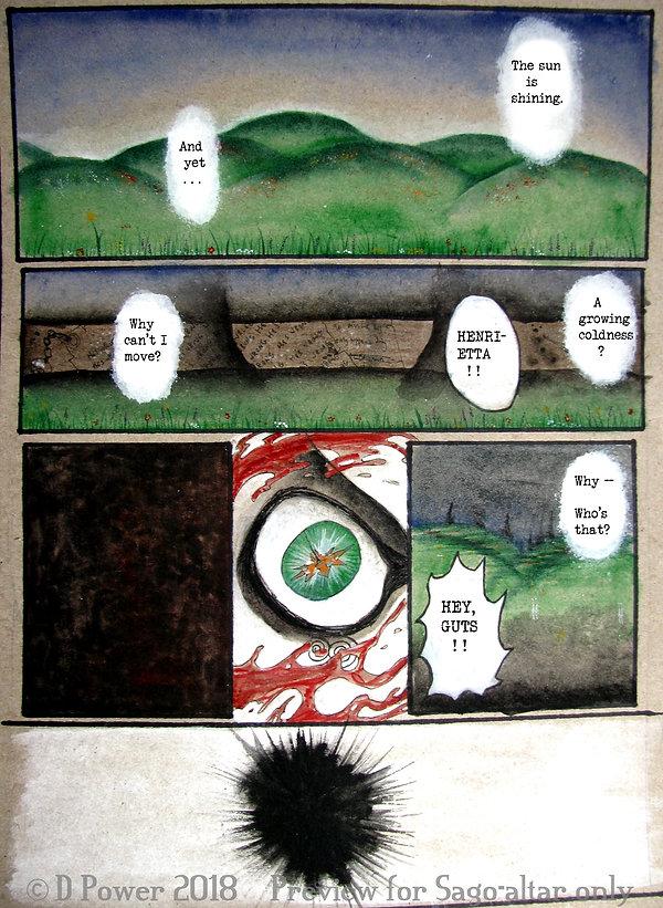 k complex shoujo comic page 14
