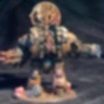 Lonely Kitbasher 40K forge world Sagodjur Fjorlag leviathan dreadnaught