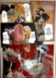 k complex shoujo comic page 21