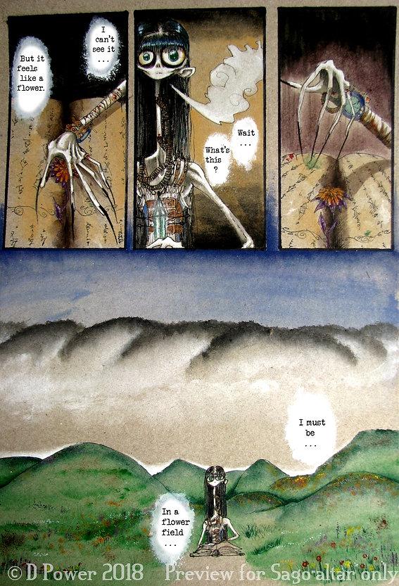 k complex shoujo comic page 13