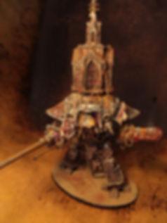 Lonely Kitbasher 40K blanchitsu imperial knight