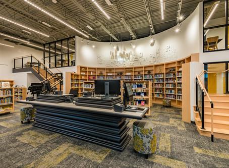 Rowland Designs New Carmel Library