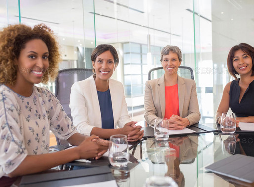 Female Business Collaboration