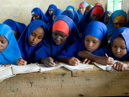 Impact of COVID-19 On Girls' Education In Nigeria by Titilayo Ogunbambi