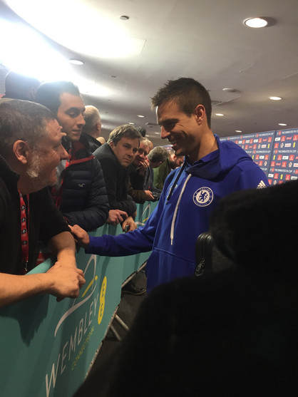 Azpilicueta: We have it in our hands to top the Champions League group