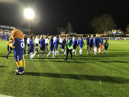 Chelsea Ladies face the Scousers at home in CTC quarter-finals