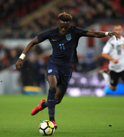 England star Abraham: My future is at Stamford Bridge, that is the dream