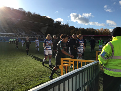 Chelsea Ladies drop two points in disappointing 2-2 draw against Reading