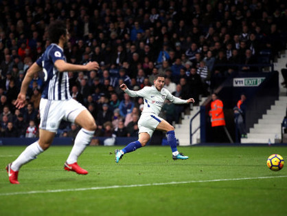 Blues thrash the Baggies 4-0