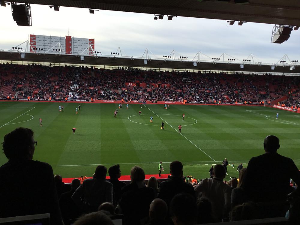 Southampton 0 Chelsea 3 Photo by Paul Lagab