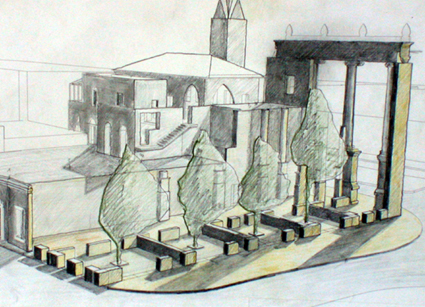 איל זיו אדריכלים-שיקום|שימור|שיחזור