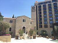 מלון אוריינט ירושלים | שימור