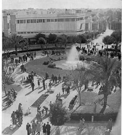תל אביב כיכר דיזנגוף  שנות ה40