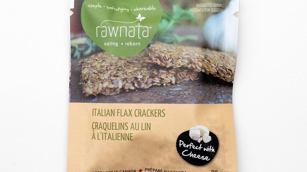 Italian Flax Crackers