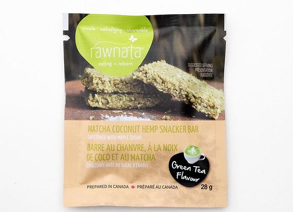 Matcha Coconut Hemp Snacker