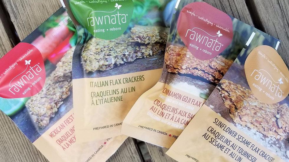 Flax Cracker Pack