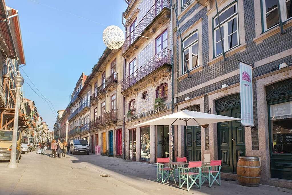 Best cheap apartments Porto Center