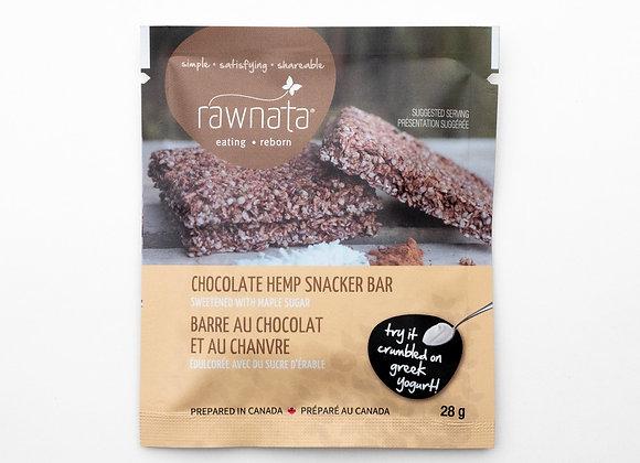 Chocolate Hemp Snacker Bar